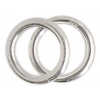 SS.925 Jump Ring O.d. Round Closed .040x7mm Approx 7.65gms